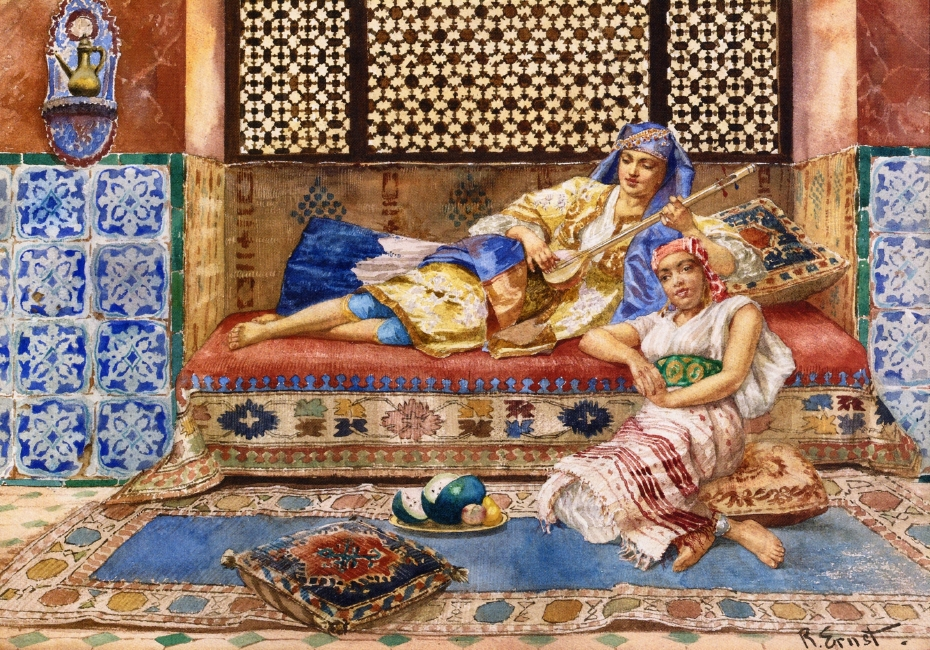 Osmanlı Kadın Besteciler veya Musikişinas Kadınlar
