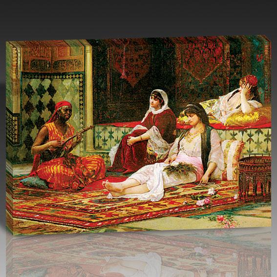 Haremde Muzik Turk Muzik Kulturu Osmanlı Klasik Türk Müziği Saz Eserleri Musiki Osmanlılar Müziği Saray Mızıkayı Hümayün Harem