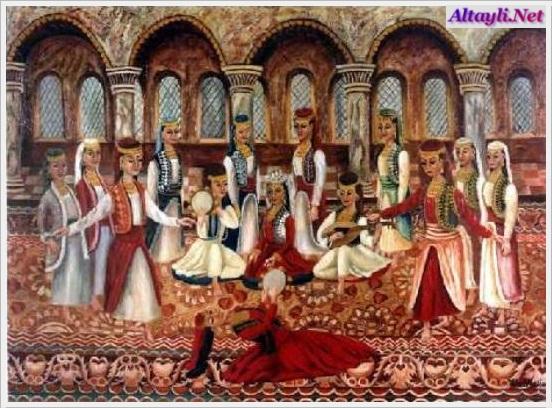Turk Muzik Kulturu Osmanlı Klasik Türk Müziği Saz Eserleri Musiki Osmanlılar Müziği Saray Mızıkayı Hümayün Harem Musikisi Sarayı