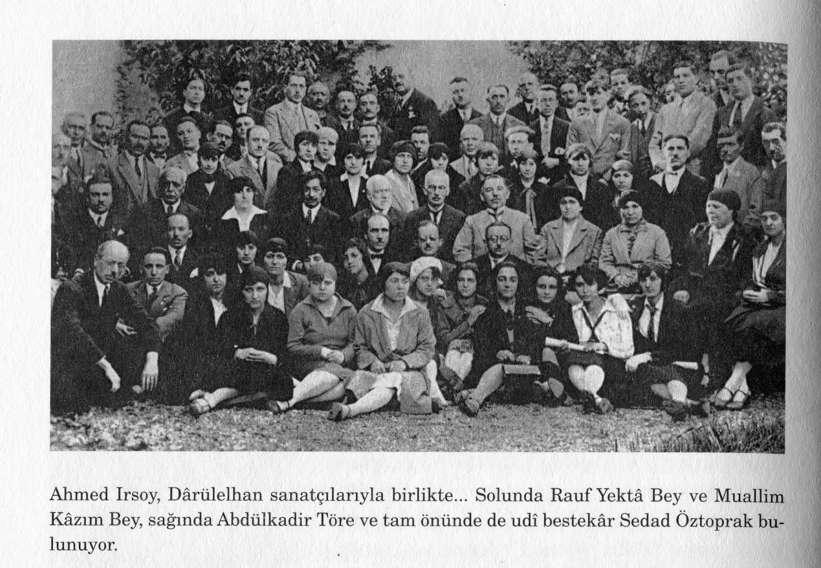 Darül Elhan Nedir Tarihi İstanbul Devlet Konservatuarı Darussafaka