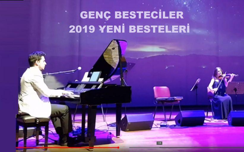 NOCTURNE Keman-Piyano 2019 Yeni Besteler. Gece Keman-Piyano