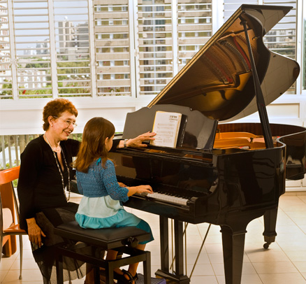 Piyano Dersi veKurs Eğitimi ile ilgili Çok Sık Sorulan Sorular