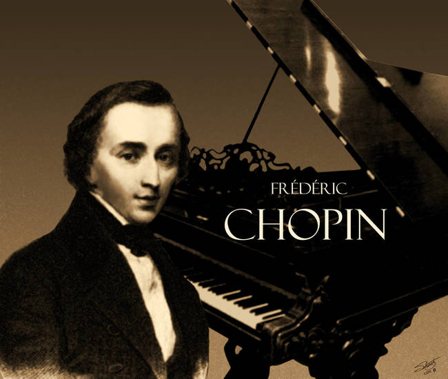 10 Madde ile Genç Yaşta Ölen Ünlü Piyanist Chopin Besteleri