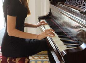 Piyano Notaları Deşifre Becerisi