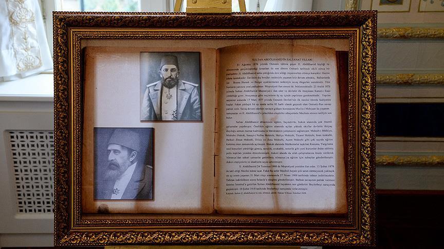 Sultan 2. Abdülhami̇d Han Uluslararası Dolmabahçe Sempozyumu